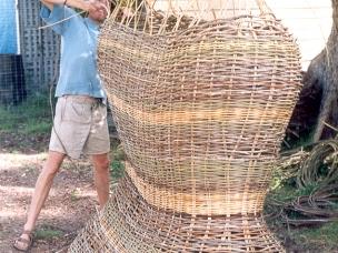 weaving-globuddha